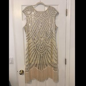 1920s Vintage Style Dress
